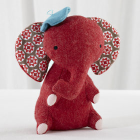 Wee Wonderfuls Elephant (Oliver)