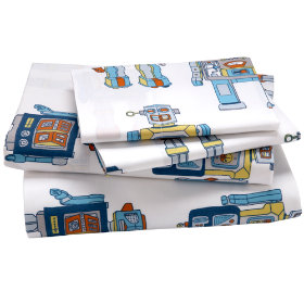 Robo Sheet Set