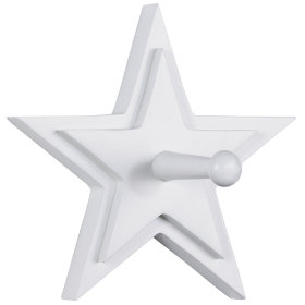 Star Hang Up (White)