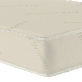 Simmons BeautySleep® Superior Rest Crib and Toddler Mattress