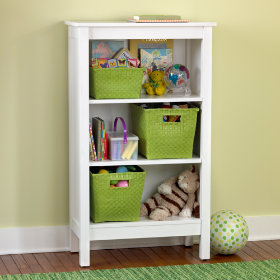 Simple Bookcase (White)