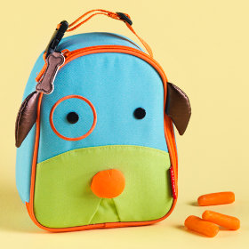 Feeding Time Lunch Bag (Dog)