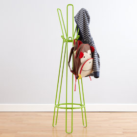 Basic Framework Coat Rack (Green)