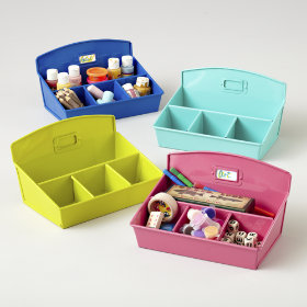 I Couldve Bin a Container (Desk Organizer)