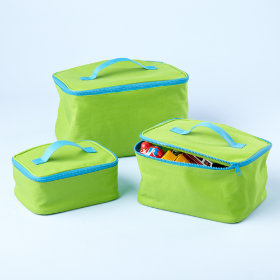 Grab Bag Carrying Cases (Green)