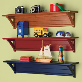 Top Shelf Shelves