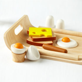 Breakfast in Bed Play Set