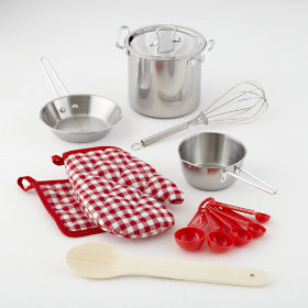 Eenie, Meenie, Miney, Mini Cooking Set