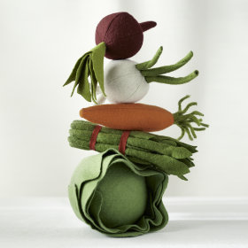 Have You Felt Veggies?