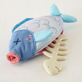 Plush, Never Frozen Fish