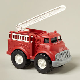 Five-Alarm Fire Truck