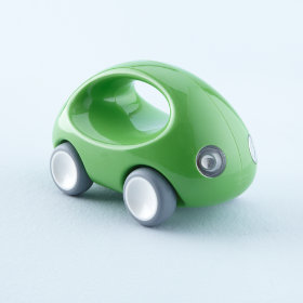 Green Handle Car