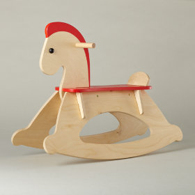 Hi-Ho Rocking Horse, Away!