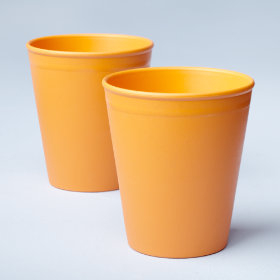 Table Tumblers (Orange)