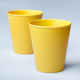 Table Tumblers (Yellow)