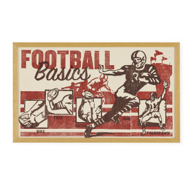 Poster Play Football Wall Art