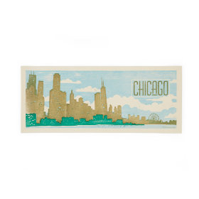City Poster (Chicago)
