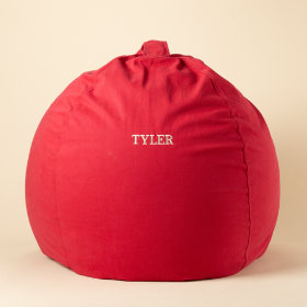 40 Ginormous Beanbag (Red)