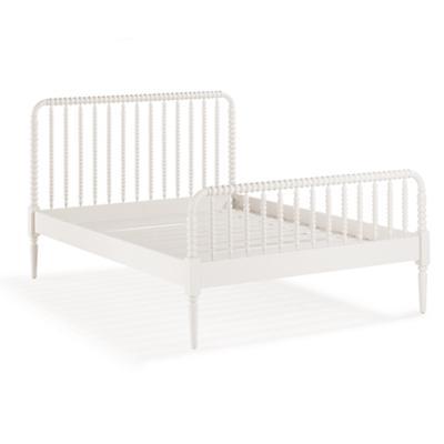 Full Jenny Lind Bed (White)