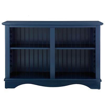 Low Rider Bookcase (MIdnight Blue)
