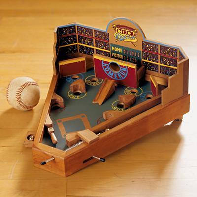 Take Me Out to the Pinball Game