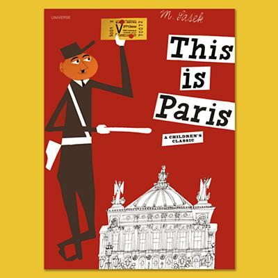 This is Paris by M. Sasek