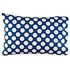 Blue w/White Dot Pillowcase