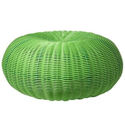 Green Tuffet Seater