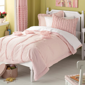 Bedding of Roses Duvet Cover (Pink)