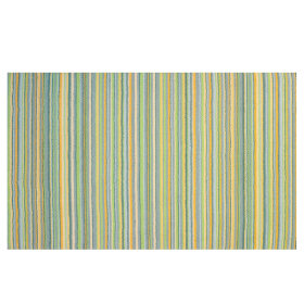 Stripey Stripe Rug (Light Green)
