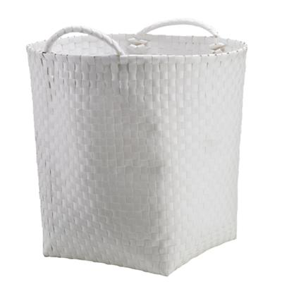Strapping Floor Bin (White)