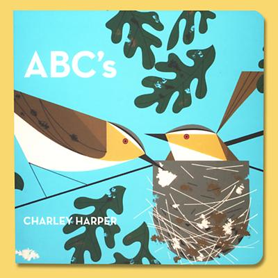 ABC's by Charley Harper