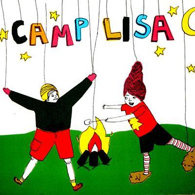 Camp Lisa CD