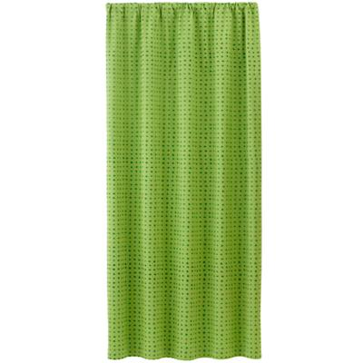 "84"" Green Dot Curtain Panel"
