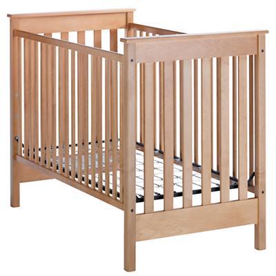 Straight Up Crib (Natural)