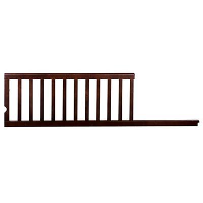 Sleigh & Simple Crib Toddler Rail (Espresso)