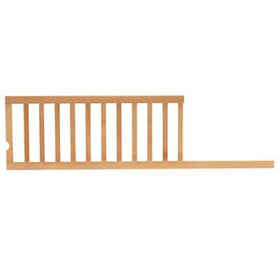 Simple Crib Toddler Rail (Natural)