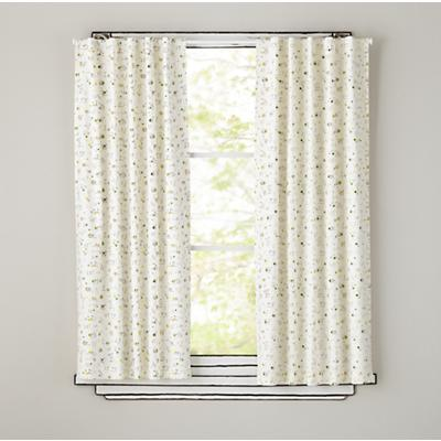 """84"""" With a Moo Moo Here Curtain Panel"""