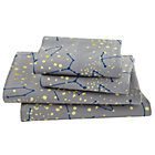 Full Orion's Sheet SetIncludes fitted sheet, flat sheet and two pillowcases