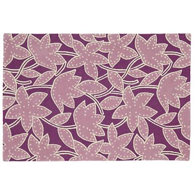 4 x 6' Padded Lily Rug (Lavender)