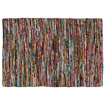 5 x 8' Multi Mosaic Rug