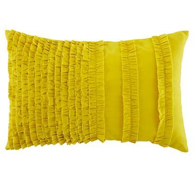 Pixel Paisley Throw Pillow Cover