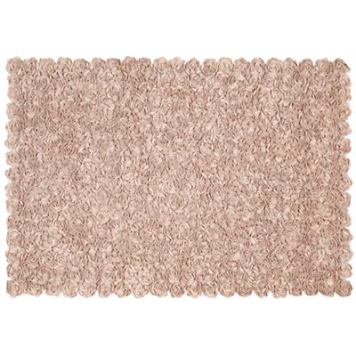 4 x 6' Rosy Chic Rug (Pink)