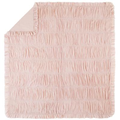 Twin Antique Chic Duvet Cover (Pink)