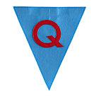 Q Print Neatly Boy Letter