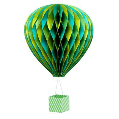 Beautiful Balloon Hang Up (Green)