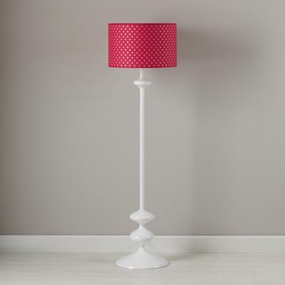 Glow Lightly Floor Lamp Shade (Pink)