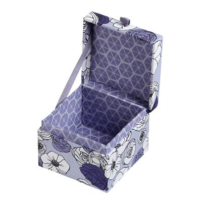 Flower Girl Mini Box (Purple)