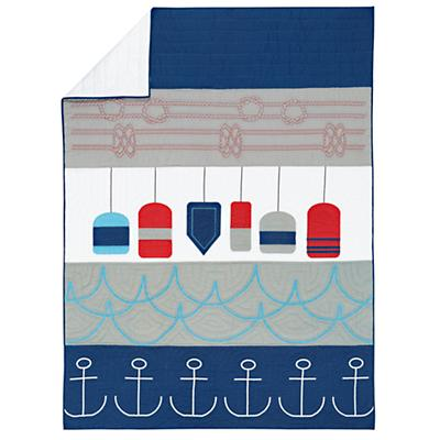Oh Buoy Quilt (Twin)