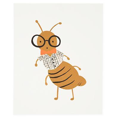 Ant Bug Print